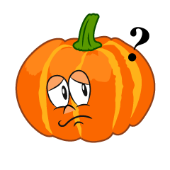 Thinking Pumpkin