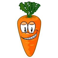 Grinning Carrot