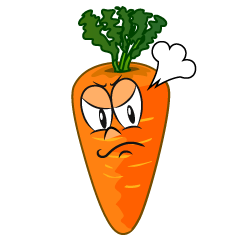 Surprising Carrot
