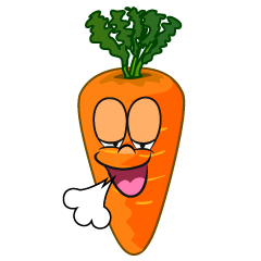 Relaxing Carrot